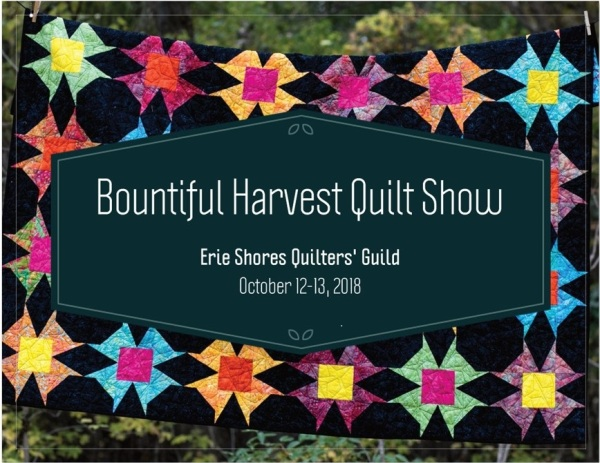 UPCOMING QUILT SHOWS | Erie Shores Quilters' Guild : quilt shows ontario - Adamdwight.com